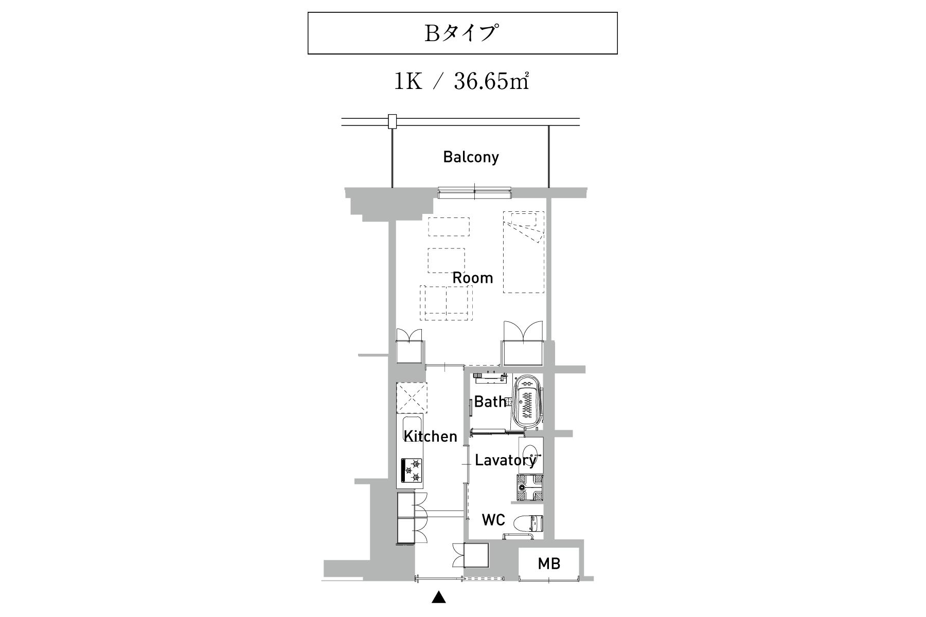 Bタイプ 図面